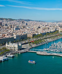 Barcelona Transfer: Cruise Port to Barcelona Airport