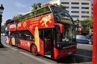 Excursión en autobús con paradas libres por la ciudad de Barcelona Ruta de este a oeste