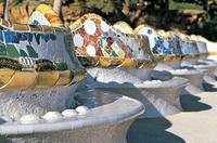 Artistic Barcelona Including Gaudis La Sagrada Familia and Skip-the-Line Entry to Park Gell