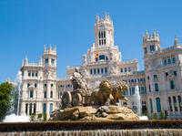 Madrid Hop-on Hop-off Tour with Optional Food Tastings