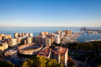 Malaga Shore Excursion: Private Malaga City Sightseeing Tour with Tapas