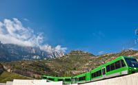 Montserrat Monastery Tour from Barcelona Including Cogwheel Train Ride