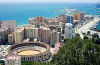 Private Malaga City Sightseeing Tour