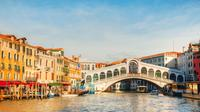 Rialto (The ancient Wall Street) and The Basilica of Frari Guided tour (ski