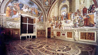 No Wait Access: Vatican Museums Tour with Raphael Rooms Sistine Chapel and St Peters Basilica