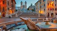 Rome Evening Panoramic Walking Tour including Pincio Hill and Spanish Steps