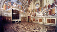 Vatican Museums No-Wait Access Tour with Raphael Rooms, Sistine Chapel, and St. Peters Basilica