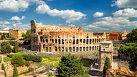 COLOSSEUM TOUR FROM FLORENCE BY HIGH-SPEED TRAIN WITH HOP ON HOP OFF BUS