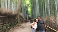 Arashiyama and Sagano Walking Food Tour