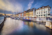 Copenhagen Canal Tour with Skip-the-Line Entry to Tivoli Gardens