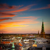 Copenhagen Shore Excursion: Panoramic City Tour