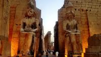 Luxor Tour with Traditional Lunch and Shopping from Hurghada