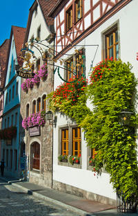 4-Day Tour from Munich to Frankfurt: Romantic Road, Rothenburg, Augsburg, Neuschwanstein Castle