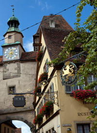 5-Day Trip from Frankfurt to Munich: Rothenburg, Augsburg, Zugspitze