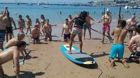 Cascais Stand-Up Paddleboard Lesson and Cruise