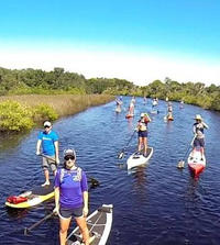 Stand Up Paddle Board Eco Tour