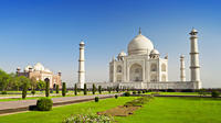 Golden Triangle Delhi, Agra, and Jaipur Private 3-Day Tour by Road from Delhi