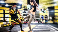 Private One-on-One Personal Training Session with Legendary Muay Thai Fighter