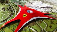 Abu Dhabi Day Tour With Ferrari Visit and Return Transfers to Dubai
