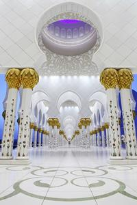 Abu Dhabi Shore Excursion: Private City Highlights Tour