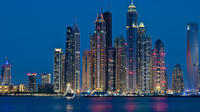 Panoramic Tour of Iconic Attractions of Modern Dubai