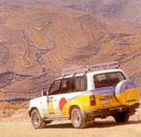 Private 4x4 Safari - Mountain Fascination - Eastern Hajar Mountains