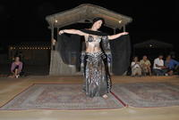 Private Overnight Safari: Sandboarding, Camel Ride, BBQ Dinner and Belly Dancing