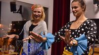 1hr Enjoy dancing Flamenco like a Pros in Triana Seville