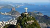 Full Day in Rio: Christ the Redeemer, Sugar Loaf, Maracana and Selaron with Lunch