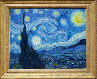 Vincent van Gogh: The Starry Night at MoMa, The Museum of Modern Art, *