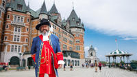 Visita guiada por el Fairmont Le Château Frontenac en la ciudad de Quebec