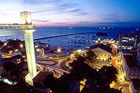 Salvador da Bahia by Night