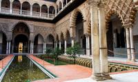 Visita turística a Sevilla: Real Alcázar de Sevilla, Plaza de España, Catedral de Sevilla y barrio de Santa Cruz