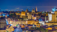 Enchanting Rome By Night - Private Chauffeur Guided Panoramic City Experien
