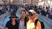 Highlights of Rome: Pantheon, Trevi, Navona, The Spanish Steps and others