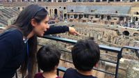 Skip the Line - Colosseum and Ancient Forum Small Group Tour