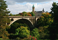 Luxembourg Day Trip from Brussels: Two Countries in One Day*