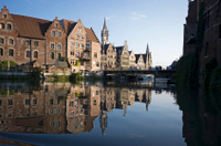 Explore the best of Ghent and Bruges on your day trip from Brussels