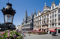 Brussels Super Saver: Brussels Sightseeing Tour and Antwerp Half-Day Trip*