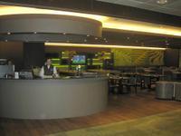 Singapore Changi Airport Lounge: The Green Market