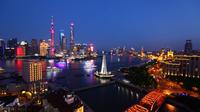 3.5-Hour Shanghai Evening City Tour and Huangpu River Cruise
