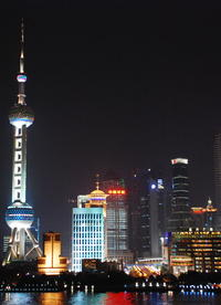 Shanghai Chinese Acrobatic Show and Night Tour