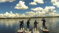 Stand Up Paddle Boarding and Yoga on Piuray Lake from Cusco