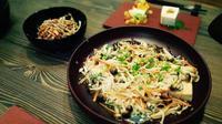 Halal Japanese Cooking Class Using Wajima Lacquerware