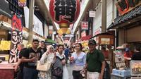 Private Full Day Muslim-Friendly Walking Tour of Osaka
