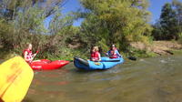 Kayak Tour of the Verde River from Clarkdale