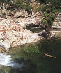 Baja Waterfalls and Canyons from Los Cabos