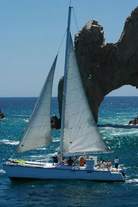 Los Cabos Sailing and Snorkel Cruise