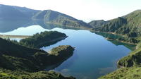 Full Day Furnas And Fogo Lake Van Tour