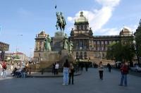 Recorrido a pie de la Praga comunista